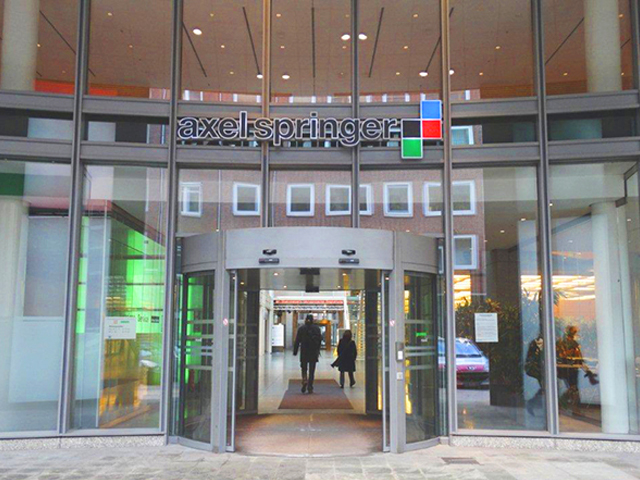 Axel Springer Hamburg