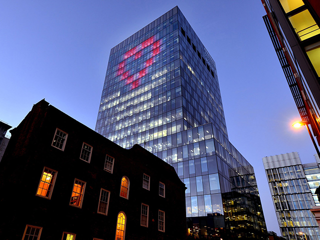 Pwc Offices Manchester