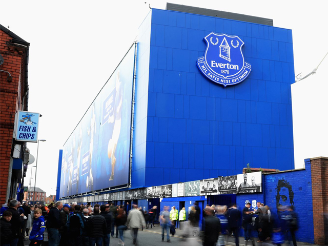 Everton Stadium Liverpool